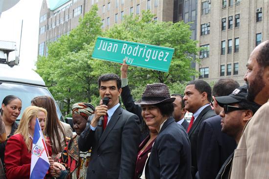 Nueva York honra al dominicano Juan Rodríguez por ser su primer inmigrante en 1613