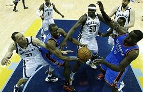 Heat y Grizzlies están a un triunfo de las finales de Conferencia