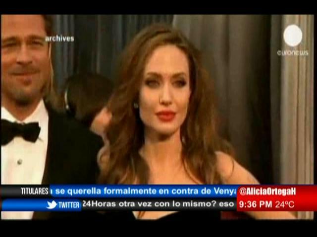Angelina Jolie se prepara para extirpar sus ovarios