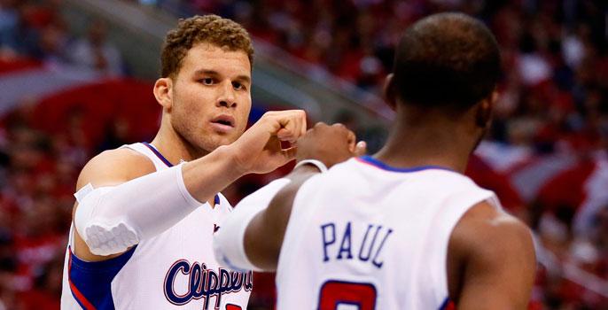 Clippers llegan a 11 triunfos seguidos y Spurs, primeros en ganar 50 partidos