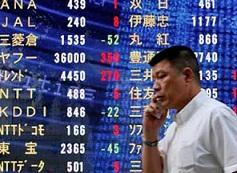 Cierres mixtos en los mercados asiáticos