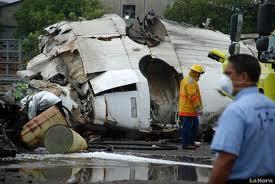 Cae avioneta en la ciudad venezolana de Valencia; no se conoce saldo de víctima