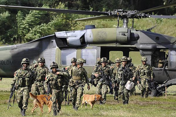 Comando Sur dice latinoamérica ni quiere ni necesita presencia de EE.UU.