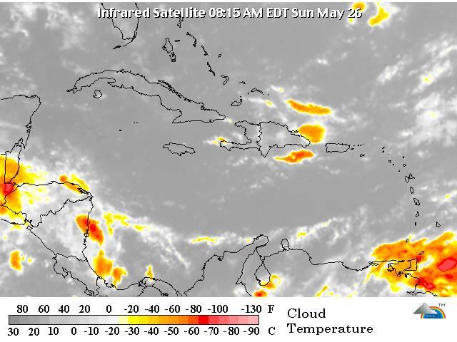 Vaguada y el viento del Este seguirán incidiendo sobre el país