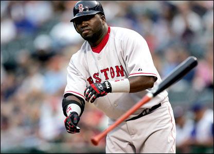 David Ortiz amplia a 27 racha de juegos bateando de hit, pero Boston pierde