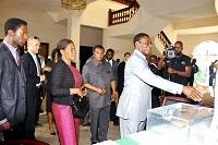 Concluye sin incidentes la jornada electoral en Guinea Ecuatorial