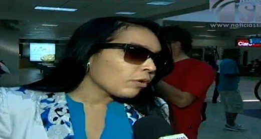 Fiscalía evalúa a Francina Hungría luego de regresar al país