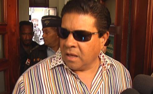 Empresario Frank Jorge Elías preso por acusación de violencia de género