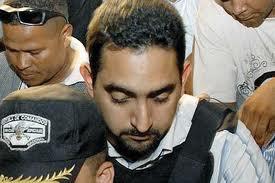 Interrogan en Procuraduría a ex mayor PN Frederick Medina Abu
