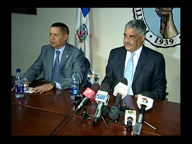 Miguel Vargas no contempla dar amnistía a expulsados el en PRD