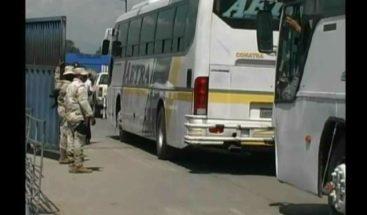 Más de 300 ciudadanos haitianos regresan voluntariamente a su país