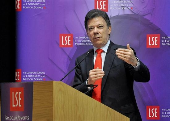 Santos advierte a FARC que cambien