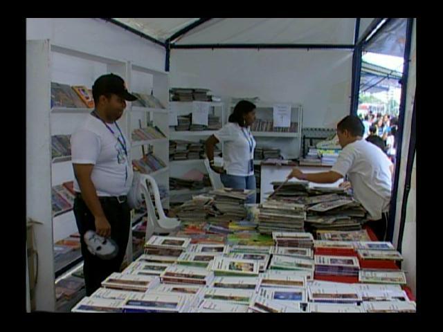 Buenas ventas en la XVI Feria Internacional del Libro