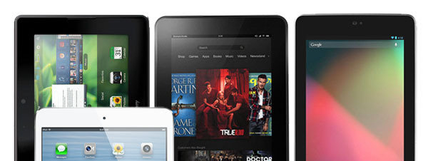 La venta de tabletas crece un 142% en el primer trimestre de 2013