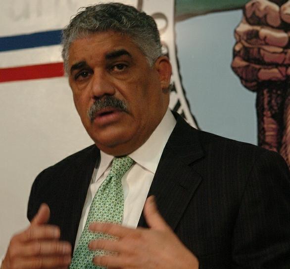 Legislador dice Miguel Vargas será el candidato presidencial del PRD en el 2016