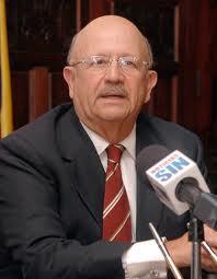 Canciller Morales Troncoso realiza visita oficial a Colombia