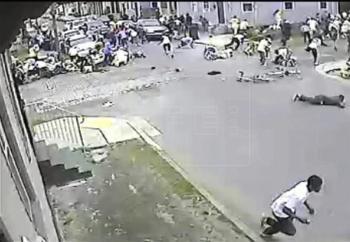 Policía difunde vídeo uno de los sospechosos de tiroteo de N.Orleans