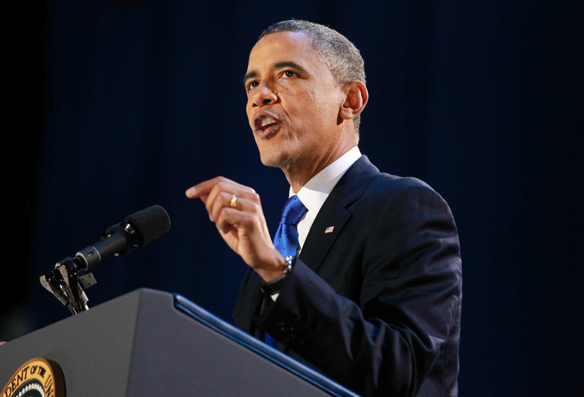 Obama defiende su reforma sanitaria y advierte contra desinformación
