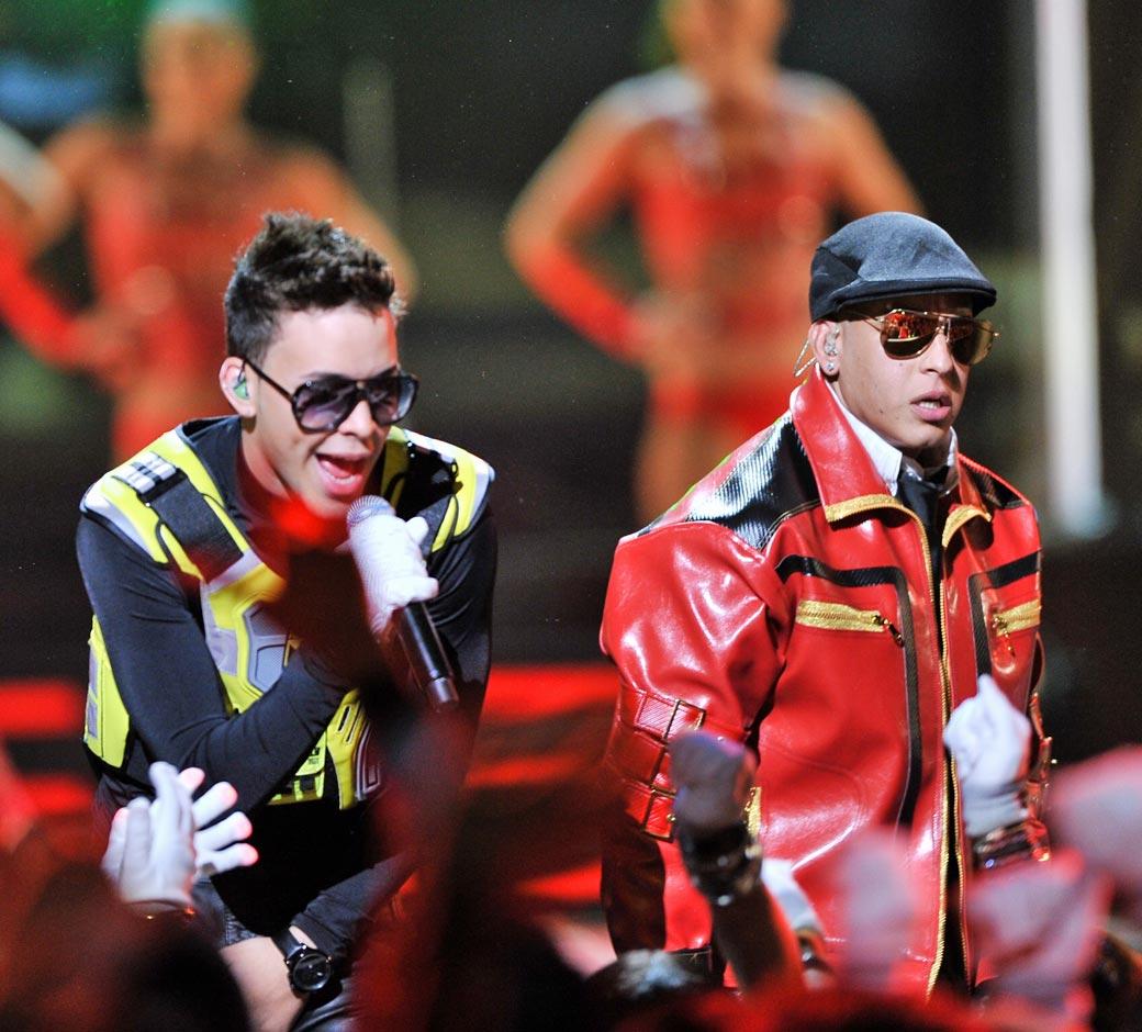 Daddy Yankee y Prince Royce llevarán energía latina a Madrid