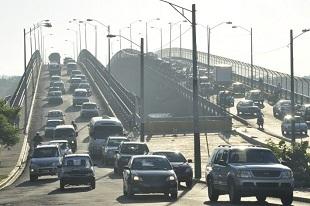 Cerrarán puente Las Bicicletas desde este lunes para mantenimiento