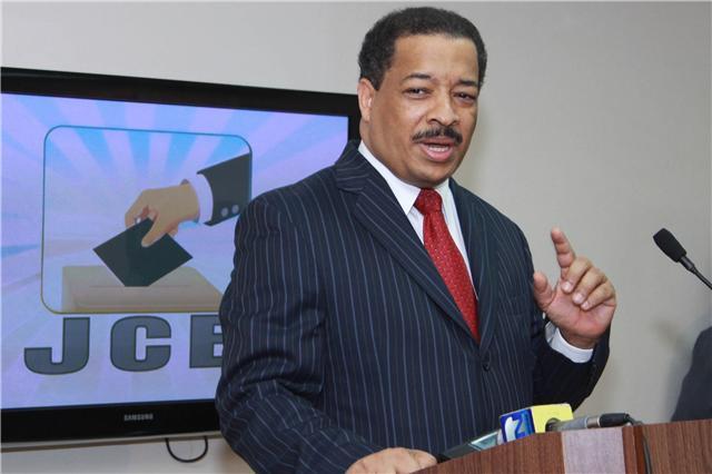 JCE aporta plataforma tecnológica a PN y la PGR para eficientizar lucha contra el crimen