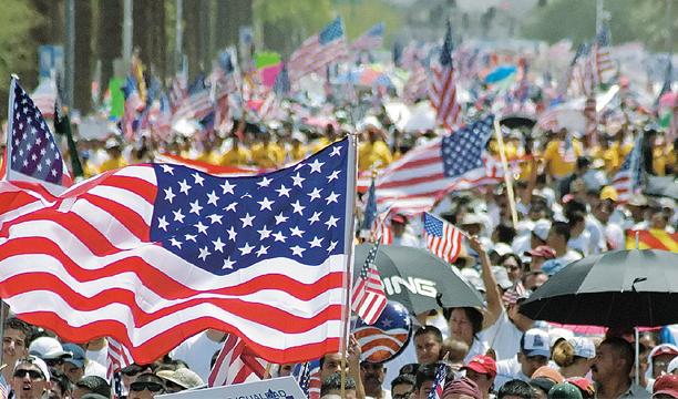 Informe apoya reforma migratoria EE.UU., pero pide respuesta regional