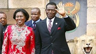 Victoria abrumadora del partido de Obiang tras primeros recuentos