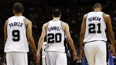 Leonard, Ginóbili, Parker y Duncan vivieron otra noche histórica