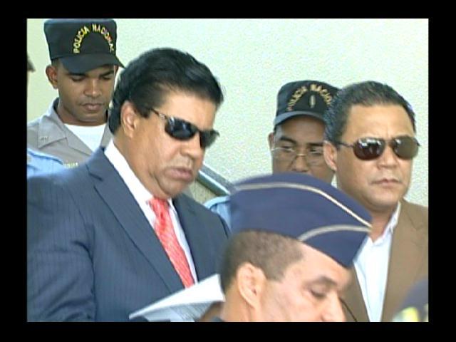 Imponen prisión preventiva a Frank Jorge Elías, lo envían a cárcel de SPM