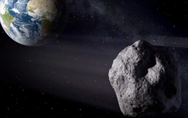 Asteroide gigante pasará cerca de la Tierra el próximo 31 de mayo