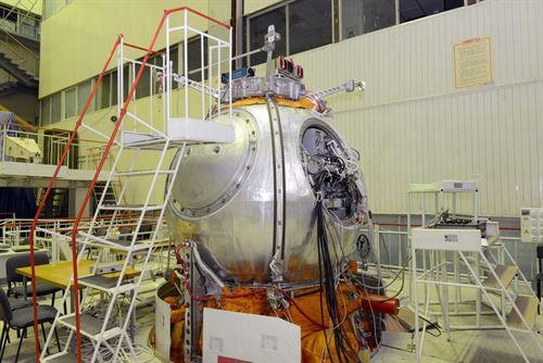 La mitad de animales de una misión espacial rusa regresa sin vida