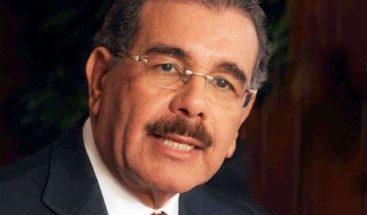 Presidente Medina aboga por pacto para impulsar desarrollo sostenible