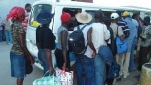 Repatrían a 27 haitianos que ingresaron al país de forma ilegal