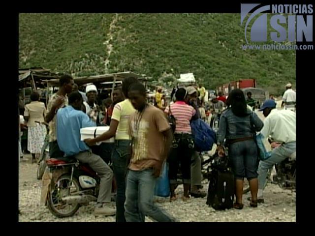 En RD viven alrededor de 500 mil haitianos, según encuesta