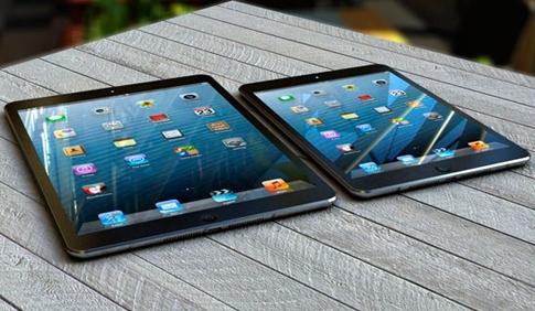 iPad 5 saldría a la venta en septiembre