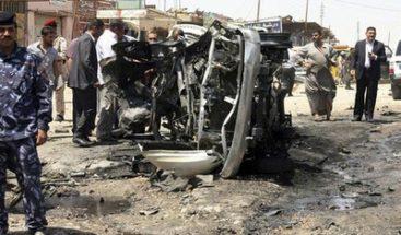 Abril se convirtió en el mes más sangriento para Iraq desde 2008