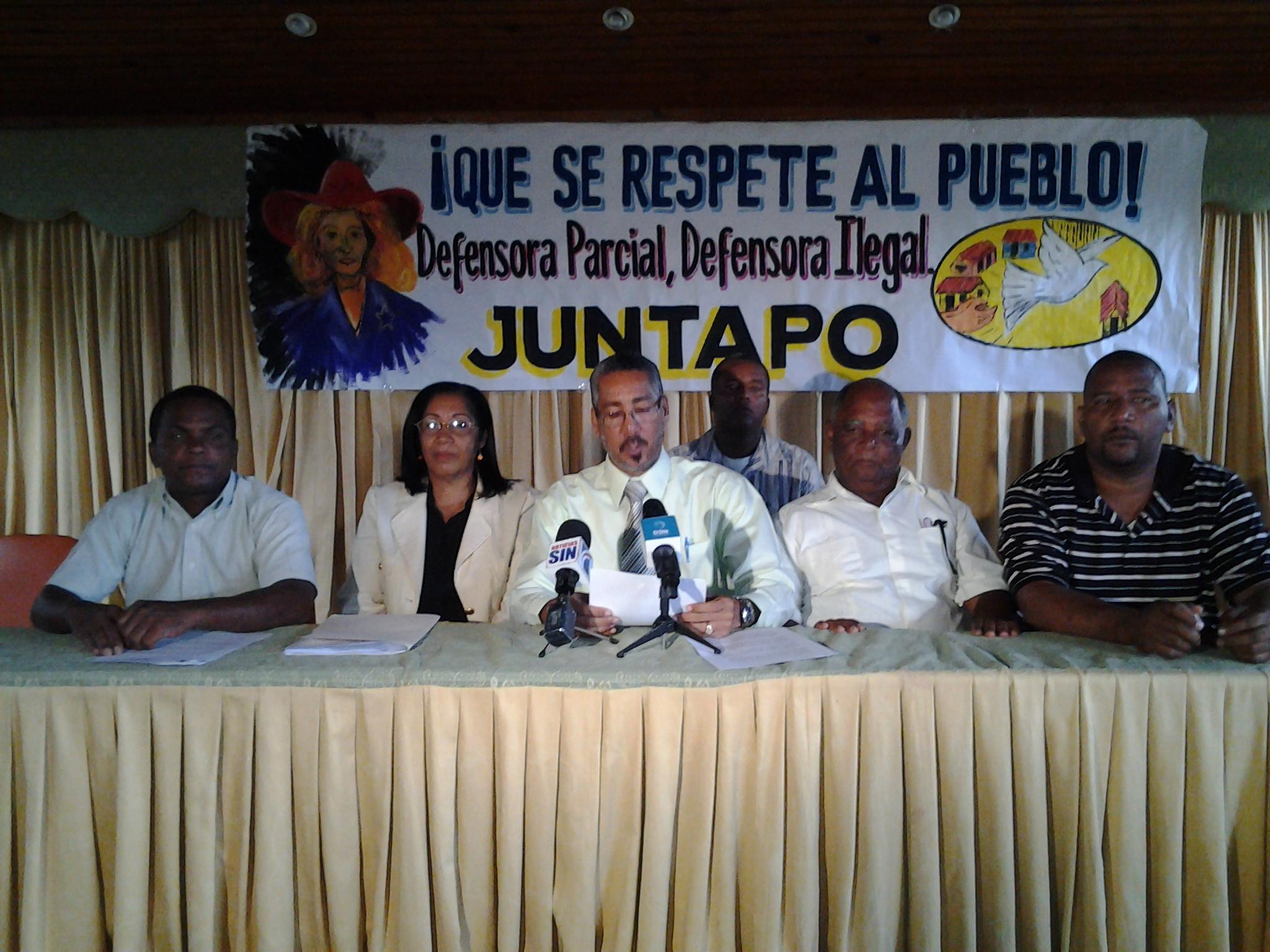 Organizaciones barriales en desacuerdo con escogencia Defensora del Pueblo