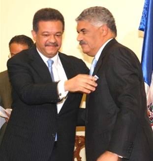 Leonel Fernández y Miguel Vargas se reunirán este jueves