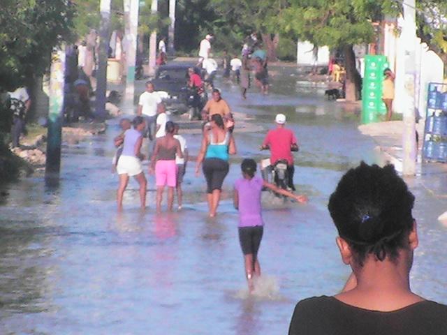 Declaran alerta verde en SPM, Hato Mayor y El Seibo por lluvias