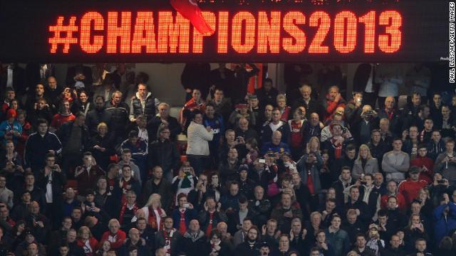 Manchester United obtiene ingresos récord de US$142 MM por patrocinios