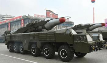 Corea del Norte retira dos misiles de lanzamiento, según EE.UU