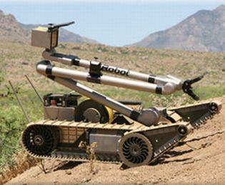 Los robots que cuidarán al papa en Brasil