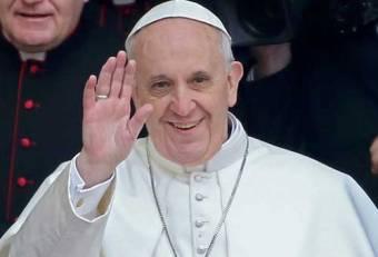 Papa pide compromiso a gobiernos para integración de autistas