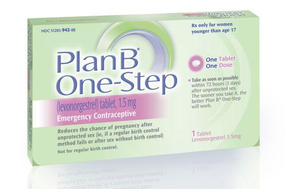 EEUU reduce a 15 años edad para poder comprar píldora del día después