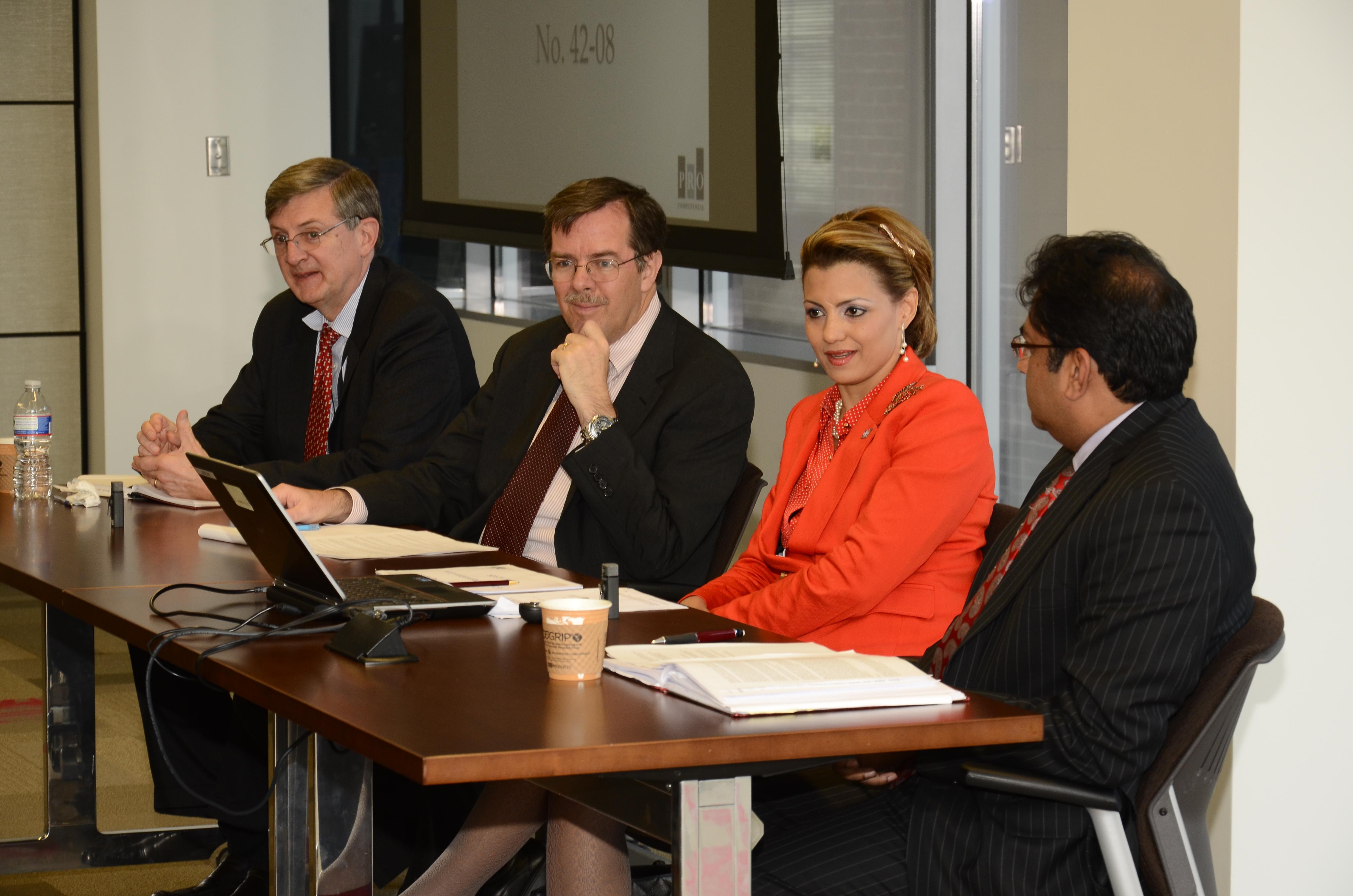 Pro-Competencia afianza relaciones con organismos internacionales