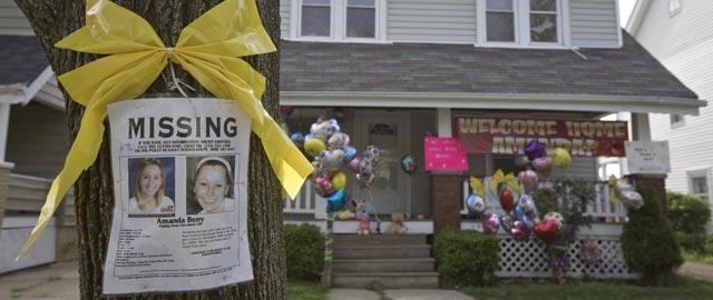Investigan conexión de una cuarta desaparecida con caso de Cleveland