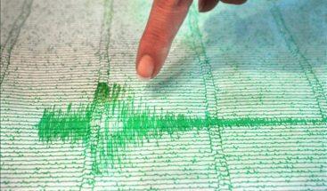 Temblor de 5.1 grados sacude regiones chilenas
