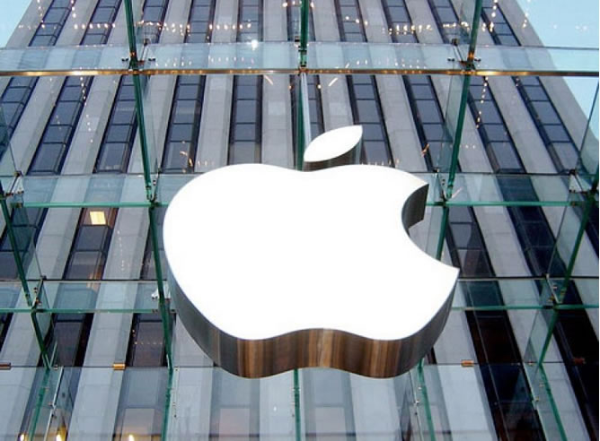 Apple supera a Ucrania en Wall Street