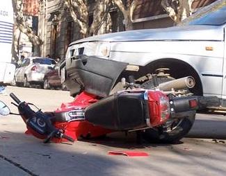 Motoristas están involucrados en más del 74% de los accidentes de tránsito