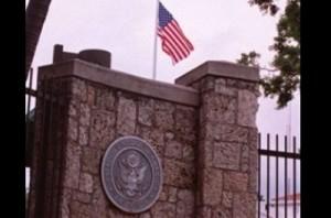 Embajada EE.UU. recomienda a sus ciudadanos que eviten pasar por la UASD tras disturbios